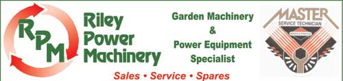 lawnmower / garden machinery Milton Keynes