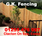 Fencing Materials Clacton-On-Sea Essex