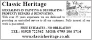PAINTERS & DECORATORS Chester