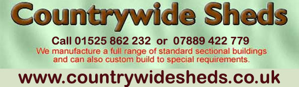 Sheds, Garden Buildings & Garages