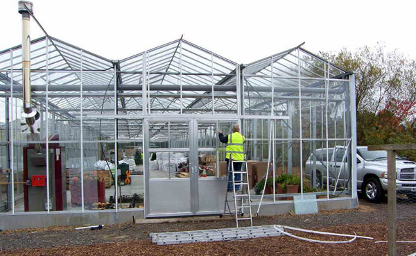 greenhouse repairs and maintenance nationwide by Greenhouserepairs.com