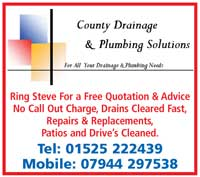Drainage and Plumbing