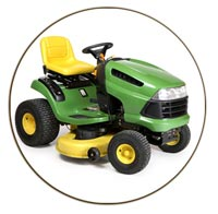 top quality garden machinery
