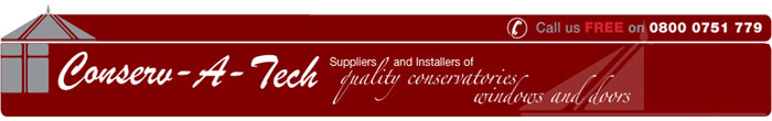 Suppliers and Installers of quality conservatories, windows and doors
