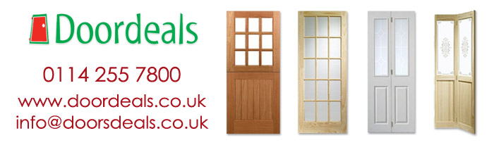 Quality internal and external doors delivered nationwide