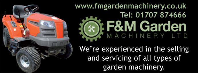 F&M Garden Machinery Ltd