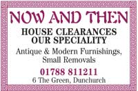 house clearanaces, small removals