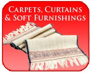 Carpets, Curtains & Soft Furnishings