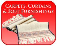 Carpets, Curtains & Soft Furnishings