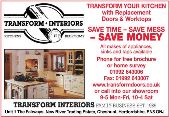 Kitchen Interiors Rplacement doors and worktops