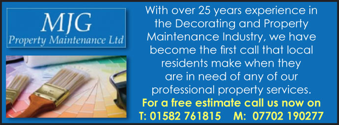MJG Decorators