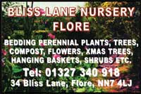garden centre - supplying bedding perennial plants, trees, compost, flowers, xmas trees, shrubs,etc