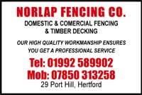 Domestic Commercial Fencing - Timber Decking