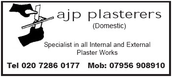 Specialist in all external Plaster adn external plaster work