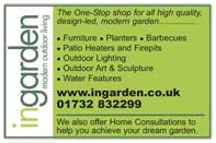 the shop for all high quality, design-led modern garden features