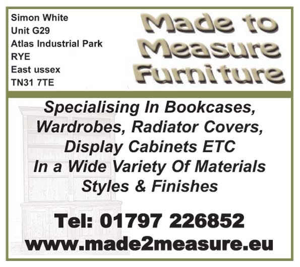 made to measure furniture in a variety of materials