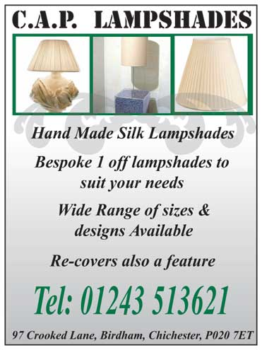 Hand made silk lampshades - bespoke 1 off lampshades