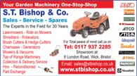 Garden machinery - lawnmowers - ride on mowers - rotovators, hedge cutters, chainsaws, etc