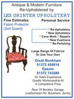 re-upholstery, new upholstery, cane work, re-polishing