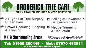 All types of tree surgery undertaken, felling of unwanted & dangerous trees, hedge trimming