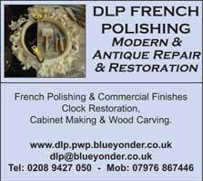 French Polishing & Commercial Finishes