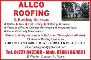 ALLCO ROOFIING & Building Services