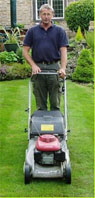 established since 1991 carrying out landscaping and garden maintenance services