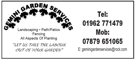 Gemini Garden Services - Kilmeston , Hampshire