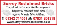 BRICK MERCHANTS  Surrey