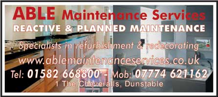 Specialists in refurbishment and redecorating