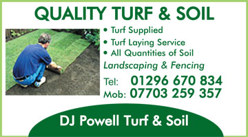 qulity turf and soil