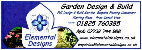 Full Garden Design & Build Service - bespoke Planting
