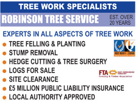 tree work specialists