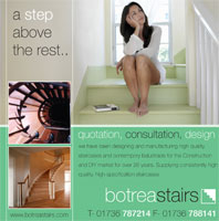 staircases manufactured and supplied