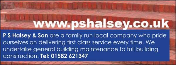 PS Halsey Builders