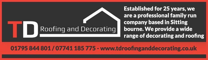 roofing and decorating