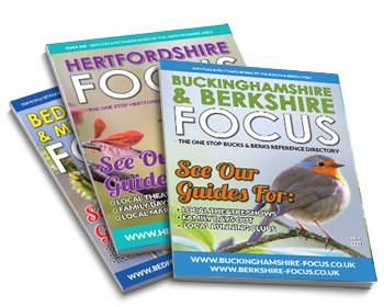 Buckinghamshire and Berkshire Focus Magazine