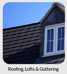roofing, lofts and guttering