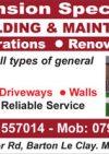 GH Building & Maintenance