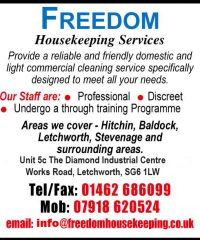 Freedom Housekeeping Services