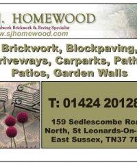S.J. Homewood Paving Contractors