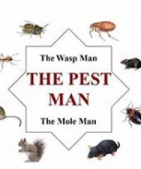 The Pest Man for all your pest problems