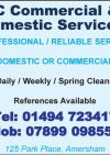LC Commercial & Domestic Cleaning Services