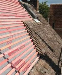 T.D Roofing