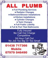 All Plumb