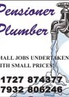 C G Barber & Son – Plumber and Heating Engineer – St Albans Herts
