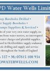 GPD Water Wells Ltd